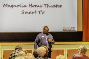 Main program - Magnolia Smart TV
