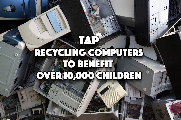 Technology Access Program Recycling Computers to Benefit Over 10,000 Children